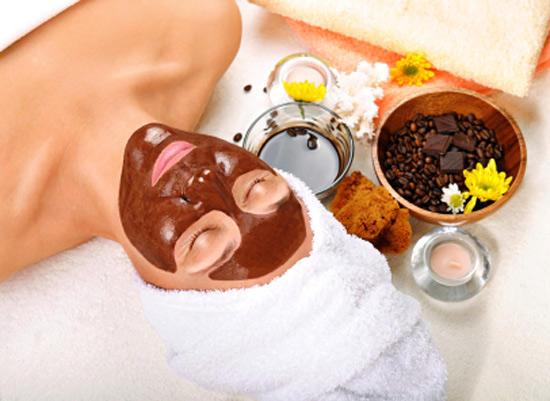 Как сделать шоколадную маску из какао