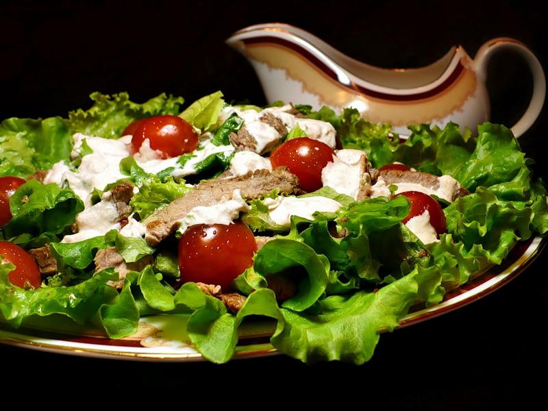 Фото рецепты салатов кулинария